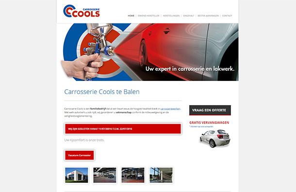 Carrosserie Cools